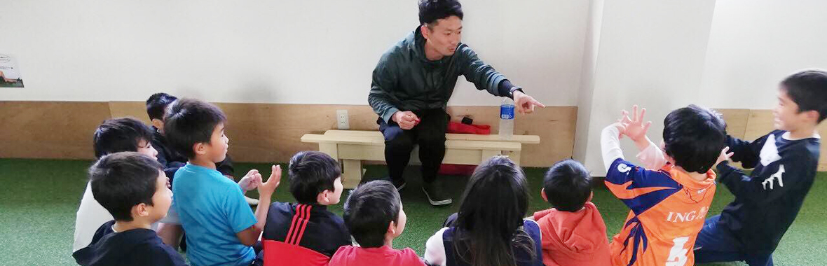 ハートアップ 久留米・広川・鳥栖のサッカー療育・放課後デイサービス